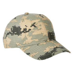 Unstructured Camo Cap Thumbnail