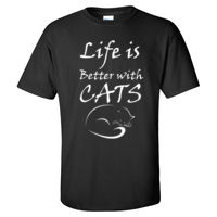 Life is Better With Cats Thumbnail