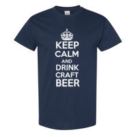 Keep calm and drink craft beer Thumbnail