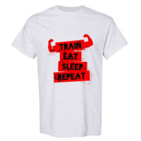 Train eat sleep repeat Thumbnail